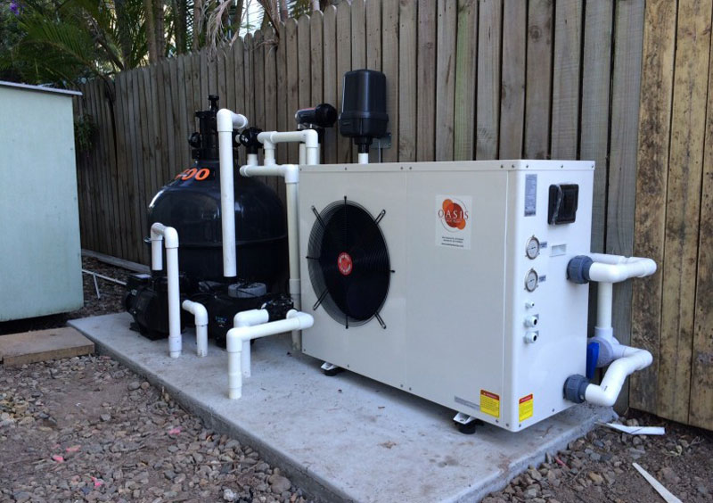 Sunlover pool heating mid coast solar - Heated swimming pool running costs ...