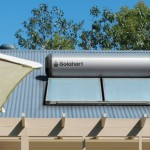 thermosiphon-roof-mounted